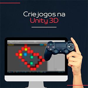 Crie jogos na Unity 3D - Introdução